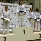 Virginia Aymard vice championne de france juniors 2015 (2)