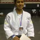 Virginia Aymard vice championne de france juniors 2015 (5)