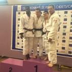 LUKA LOMIDZE 3ème aux championnats de France cadet (2)