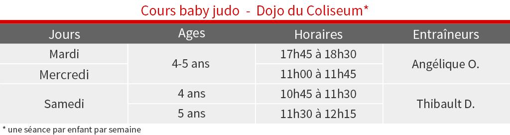Judo-Baby-Coliseum