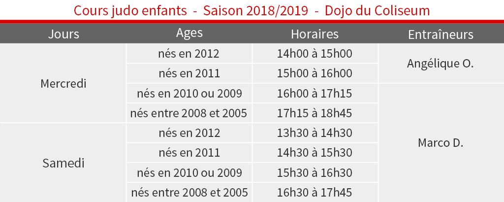 Judo-Enfants-Coliseum-2018-2019