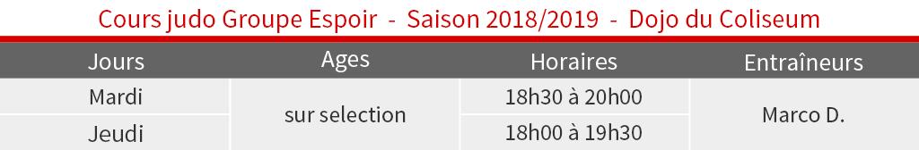 Judo-GroupeEspoir-Coliseum-2018-2019