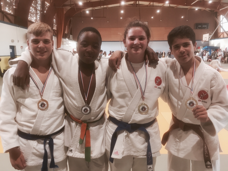 club judo oise
